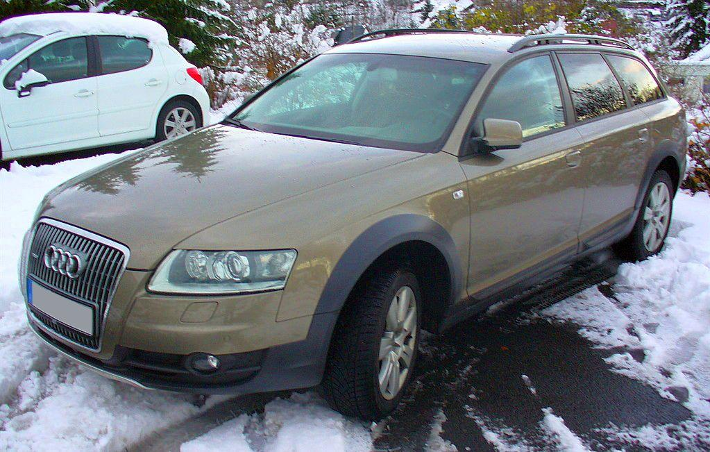 Audi All Road. Audi A6 Allroad 3.0 Tdi