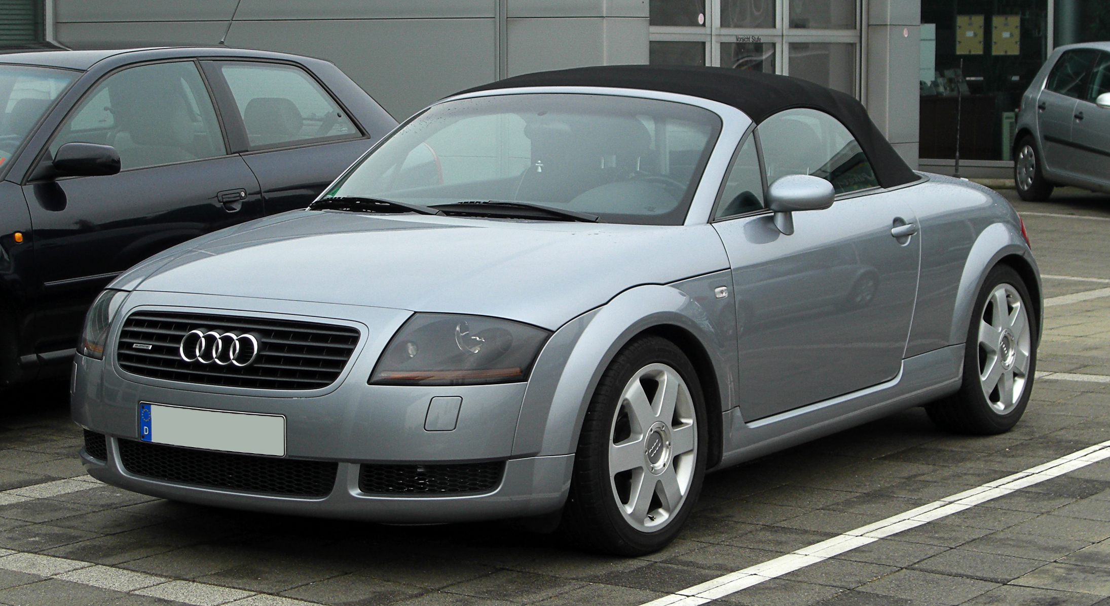 file audi tt roadster 1 8 t quattro 8n facelift. Black Bedroom Furniture Sets. Home Design Ideas