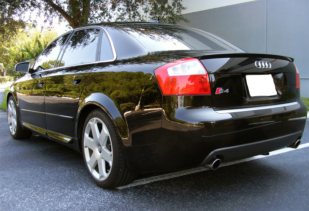 File Audi B6 S4 2005 Rear Png Wikimedia Commons