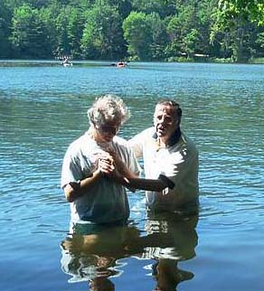 Baptism by immersion Baptism by immersion.jpg