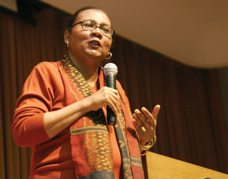 bell hooks education