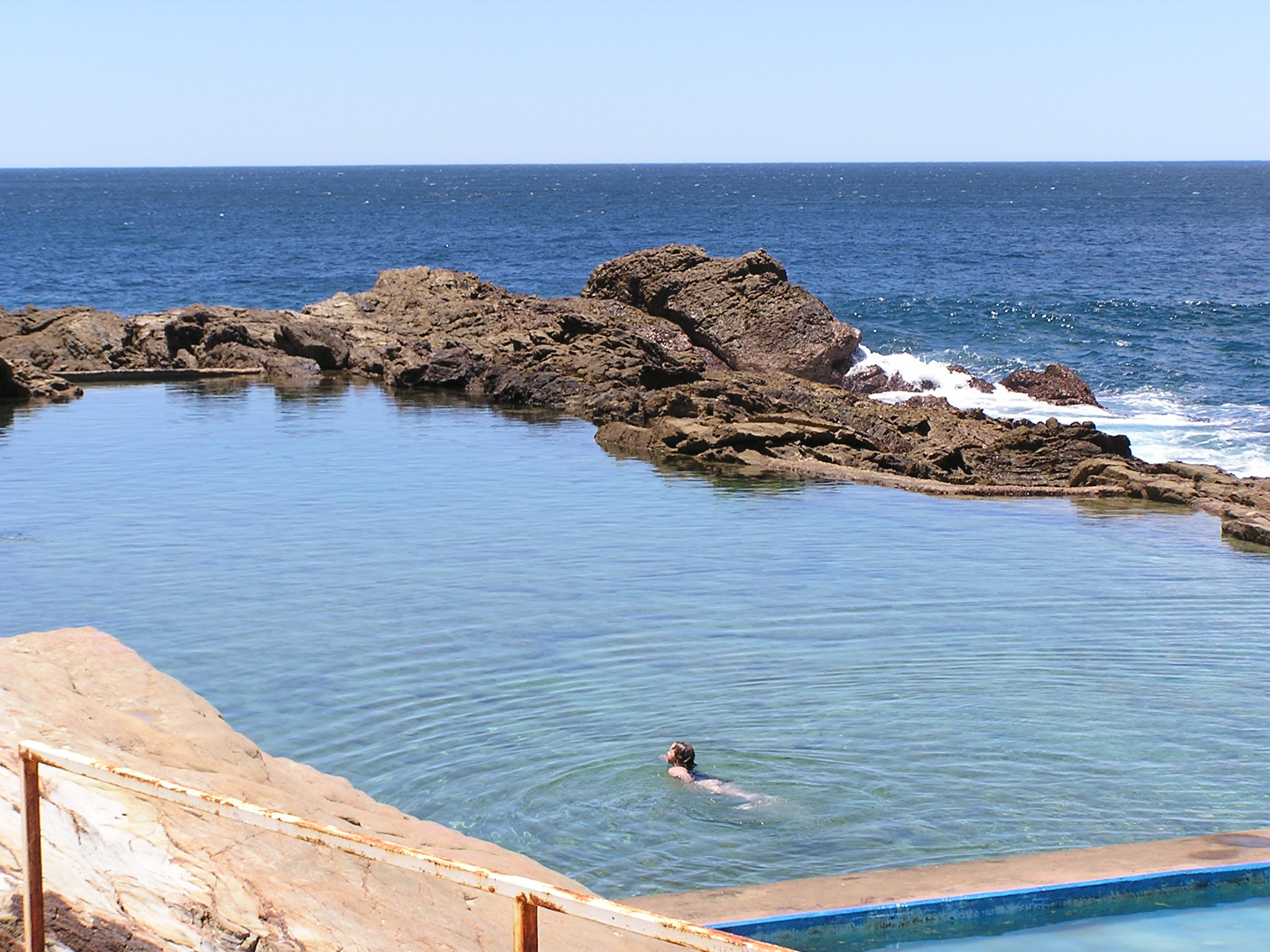 Bermagui Australia  city images : The Blue Pool at Bermagui Bermagui, Australia