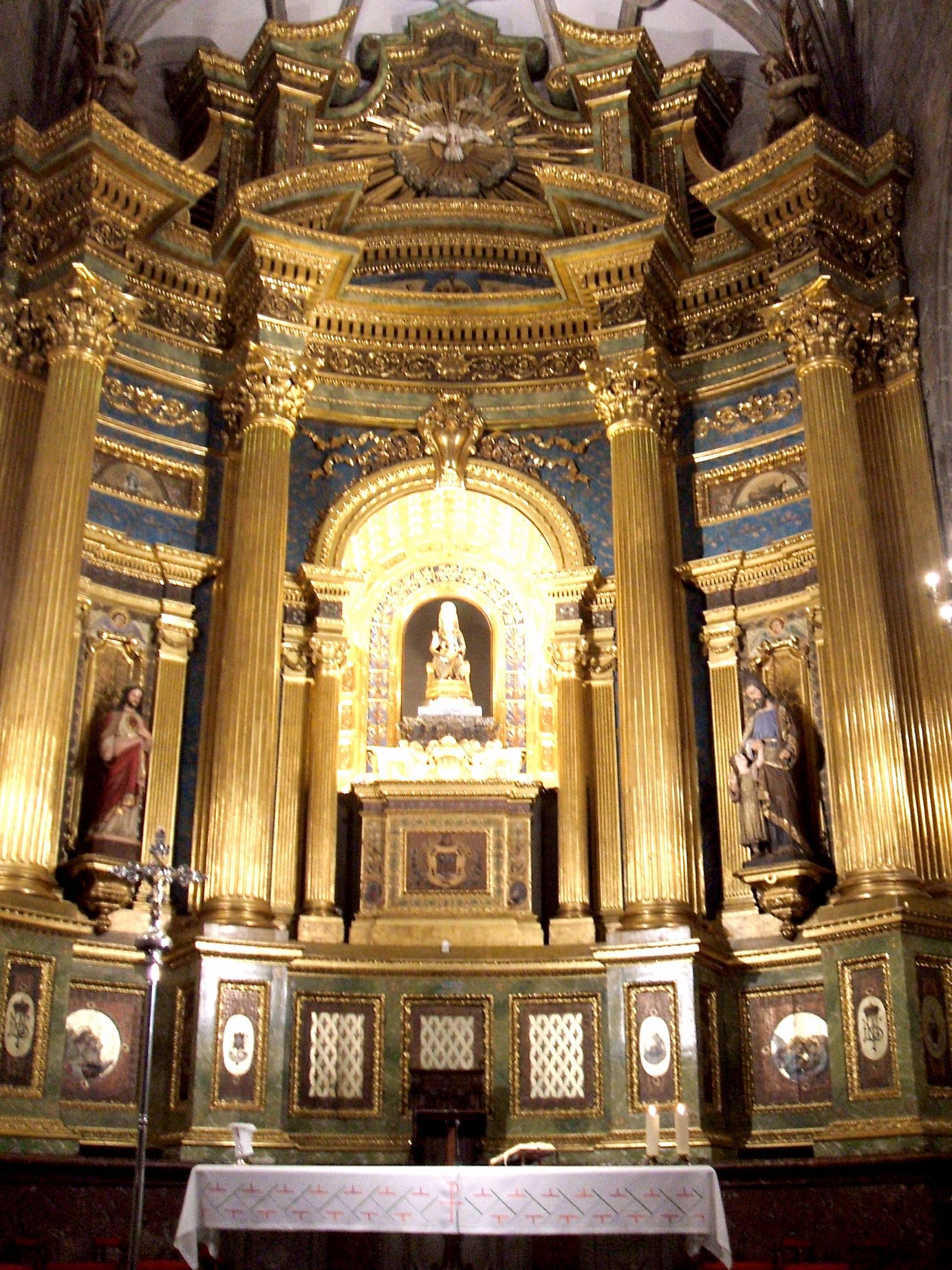 File:Bilbao - Basilica de Begoña 21.JPG - Wikimedia Commons