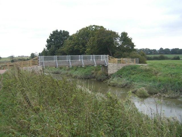 Bineham bridge over the river Adur - geograph.org.uk - 571165