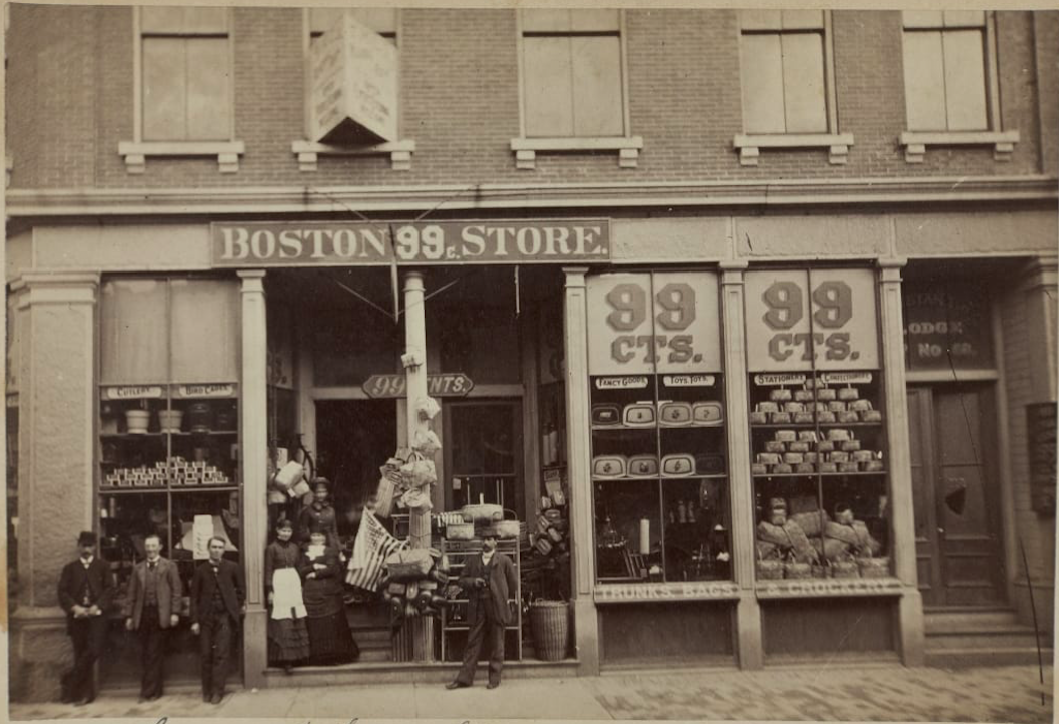FileBoston 99 Cents Store In Gloucester Massachusetts Circa 1880s