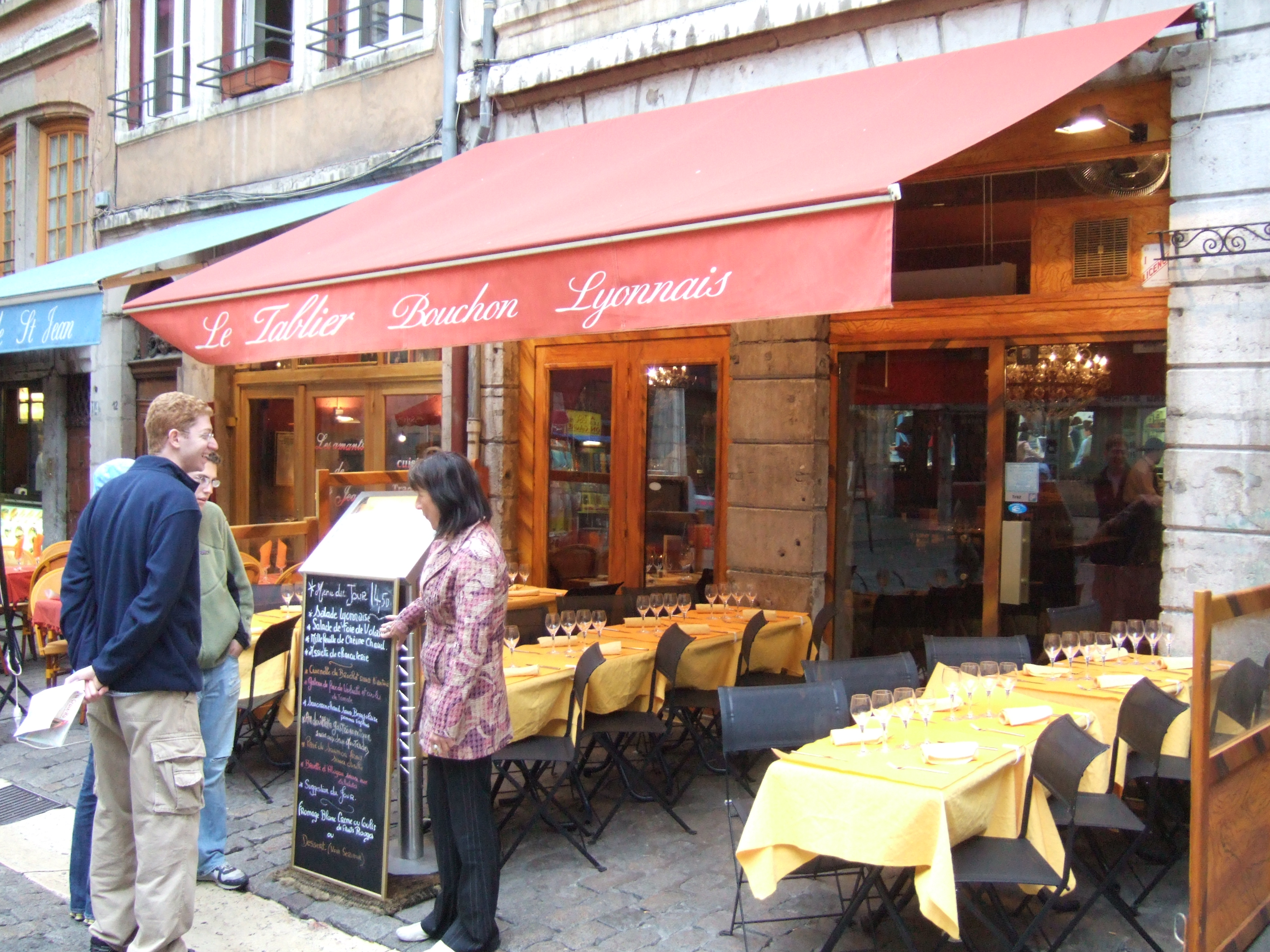 Restaurant Le Bouchon Nice St Roch