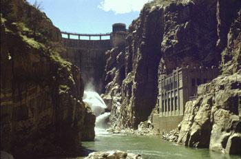 Image result for buffalo bill dam