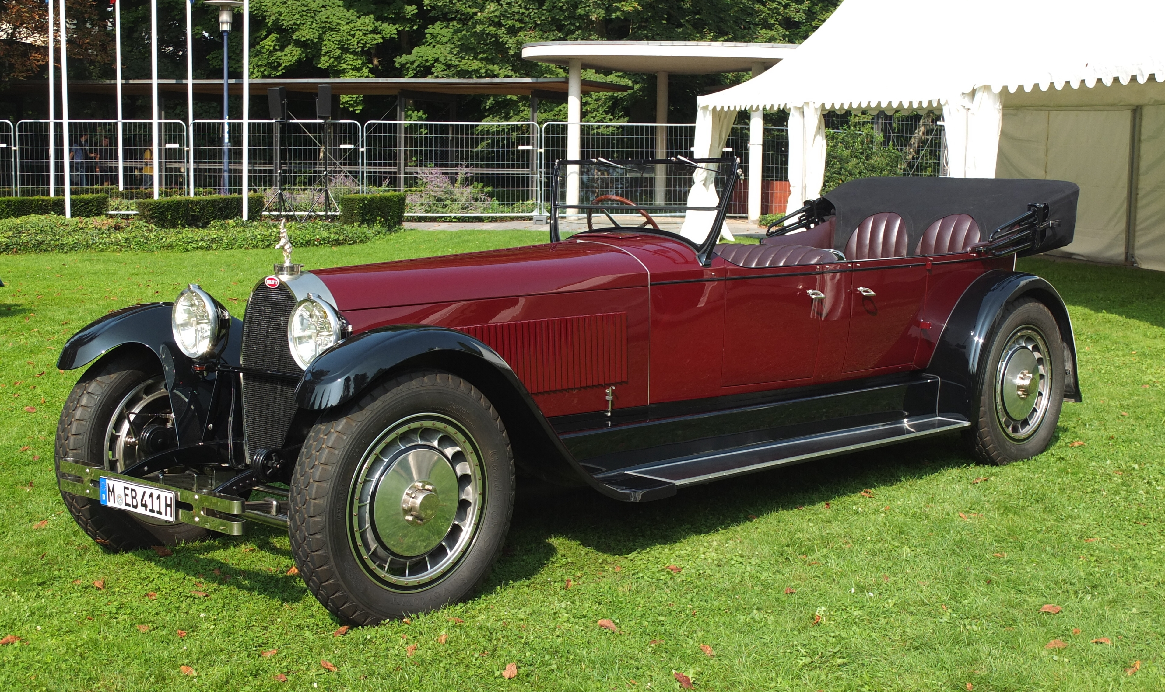 Type 41 bugatti