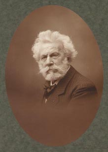 Camille Flammarion French astronomer and author