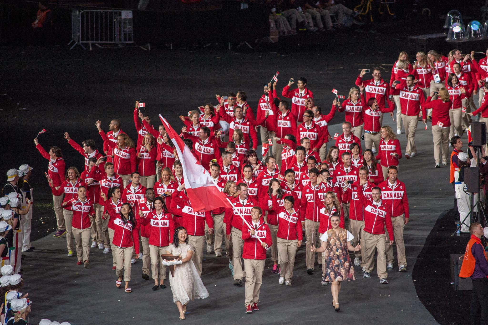 Description Canada at London 2012 Olympic Opening Ceremony.jpg