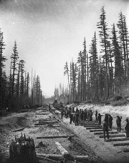 the canadian pacific railway The canadian pacific railway was a project started by the prime minister of canada sir john a macdonald british columbia had wanted to join the confederation of canada, so they decided that a railway would be the best way to.
