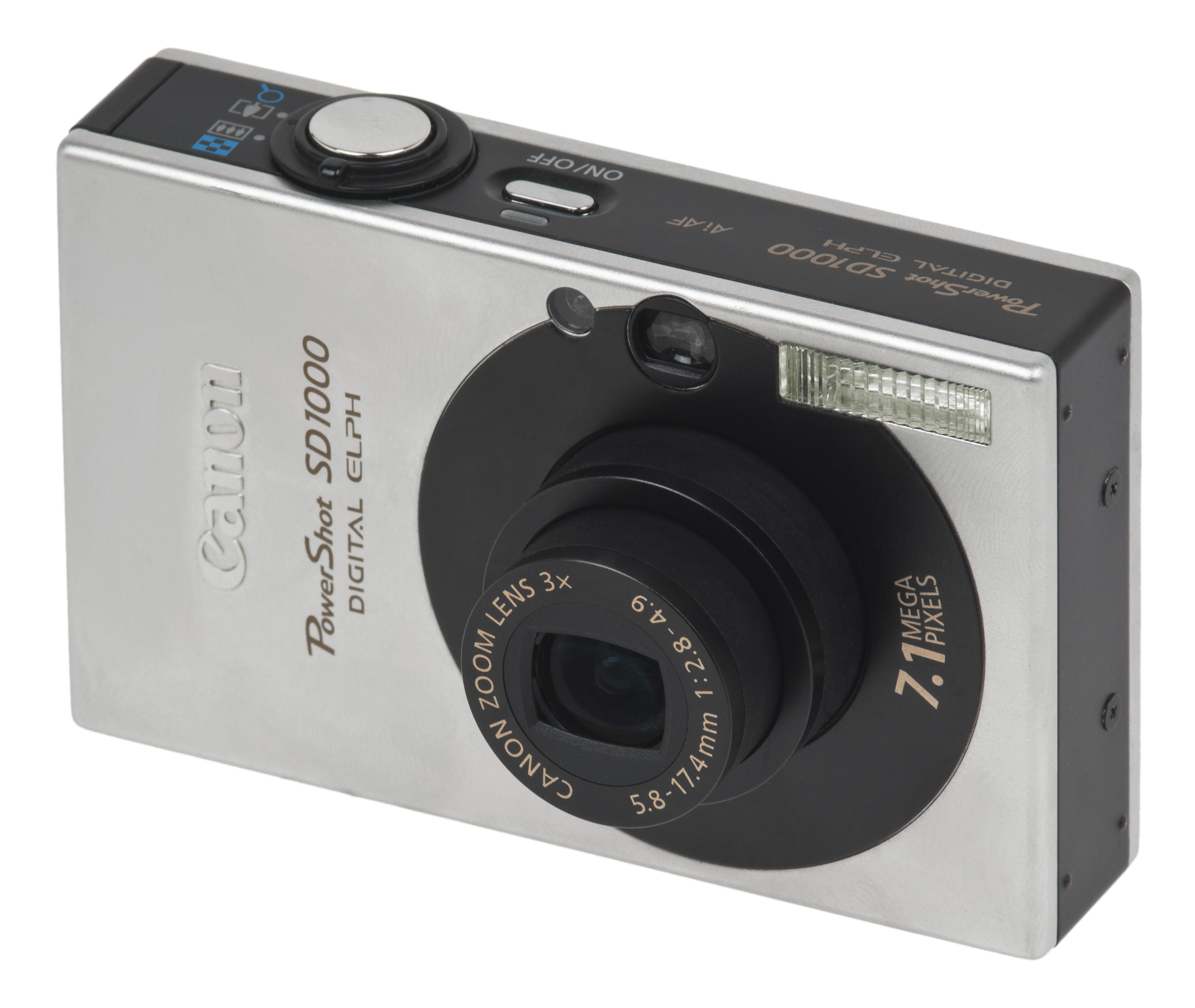 Máy ảnh Canon PowerShot SD1000