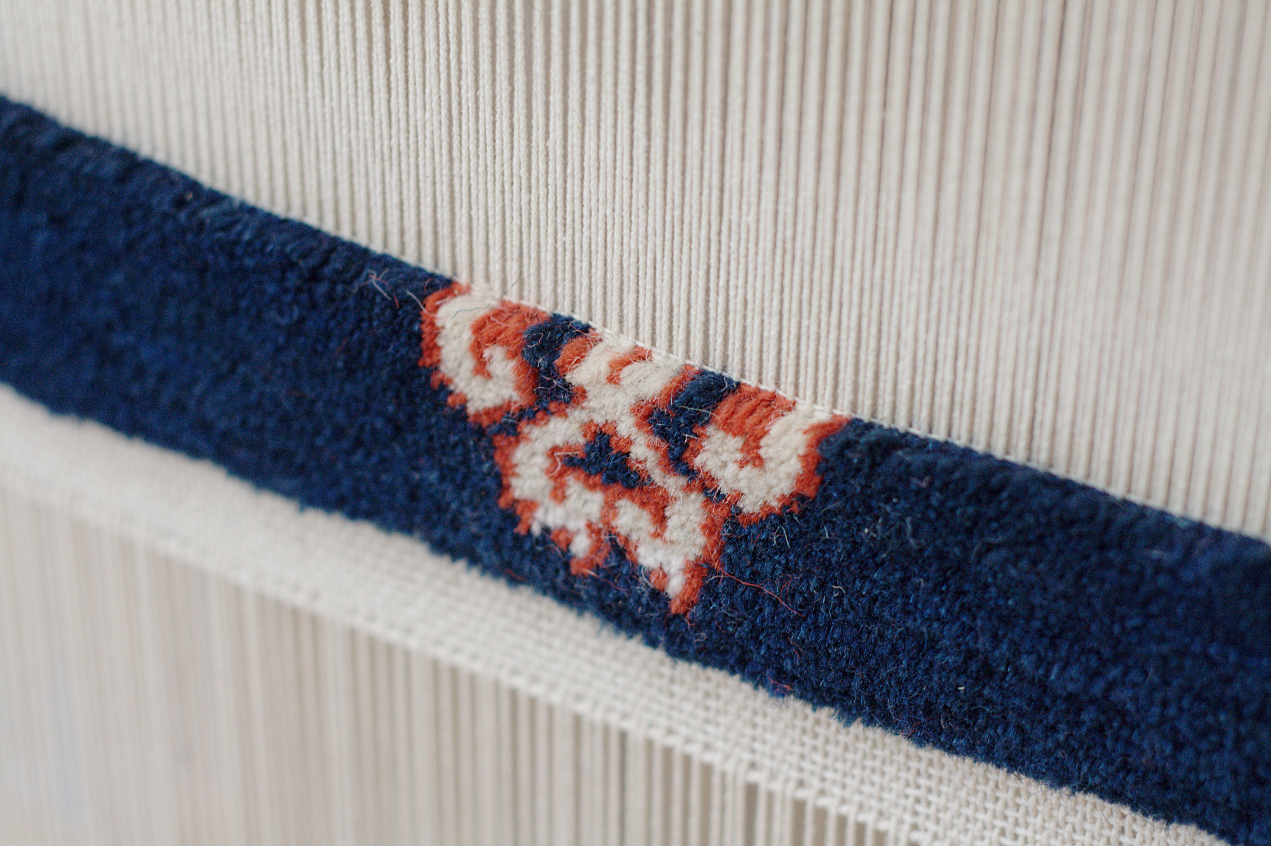 Carpet In Preparation On A