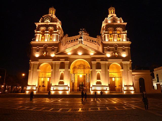 Cathedral of Córdoba (Argentina)