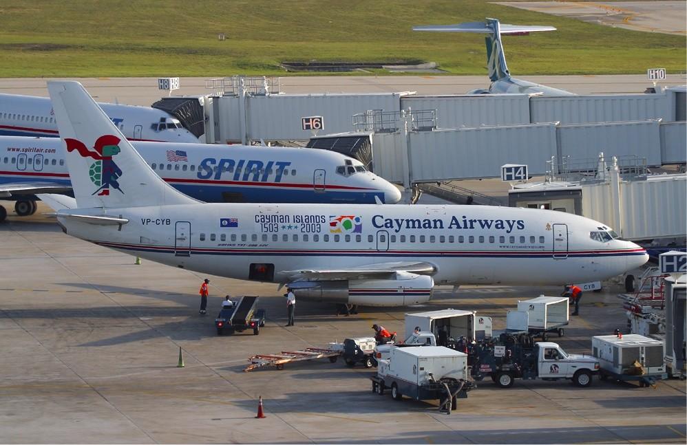 Georgetown Cayman Islands Airport Code