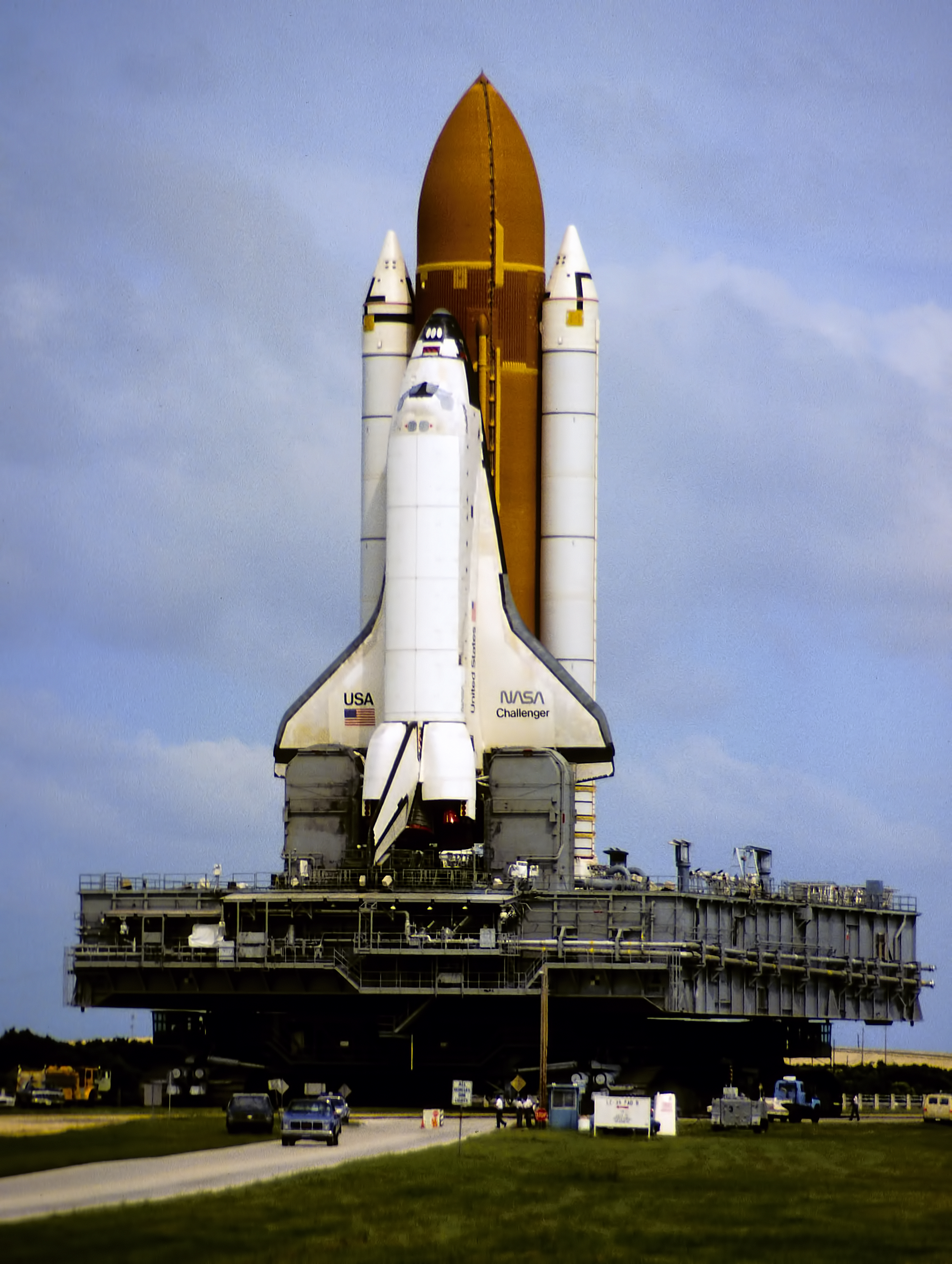 space shuttle challenger impact on america - photo #29