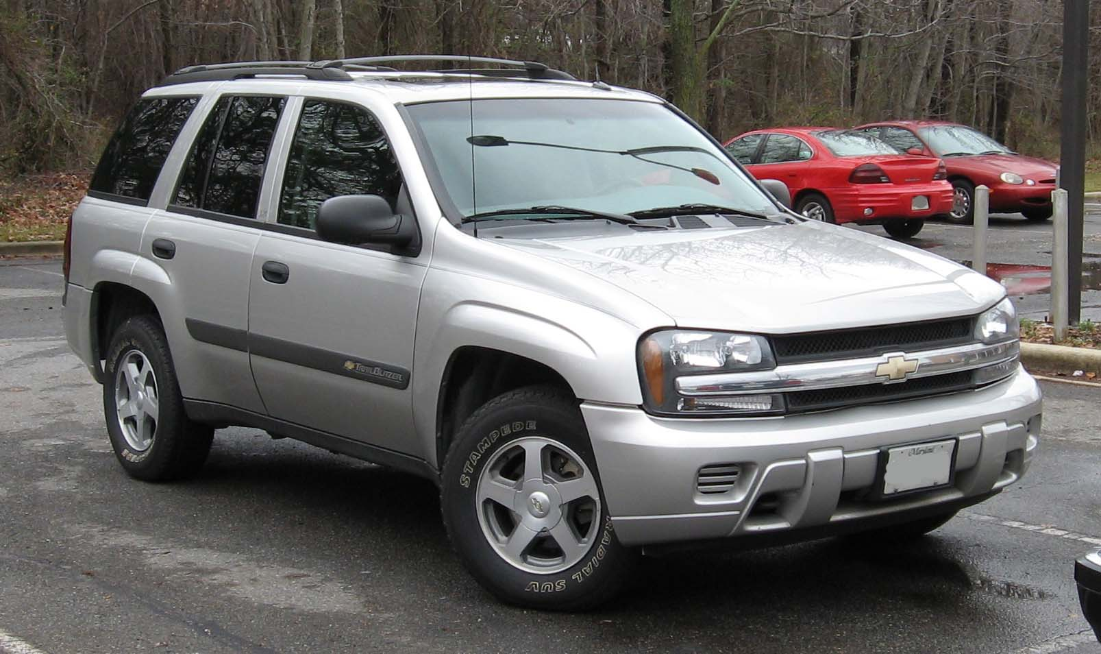 chevrolet trailblazer car photos, chevrolet trailblazer car videos ...