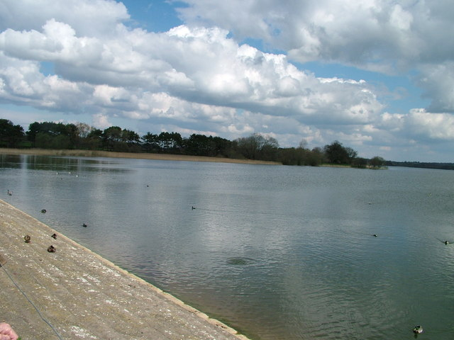 Chew Valley Lake - geograph.org.uk - 758501