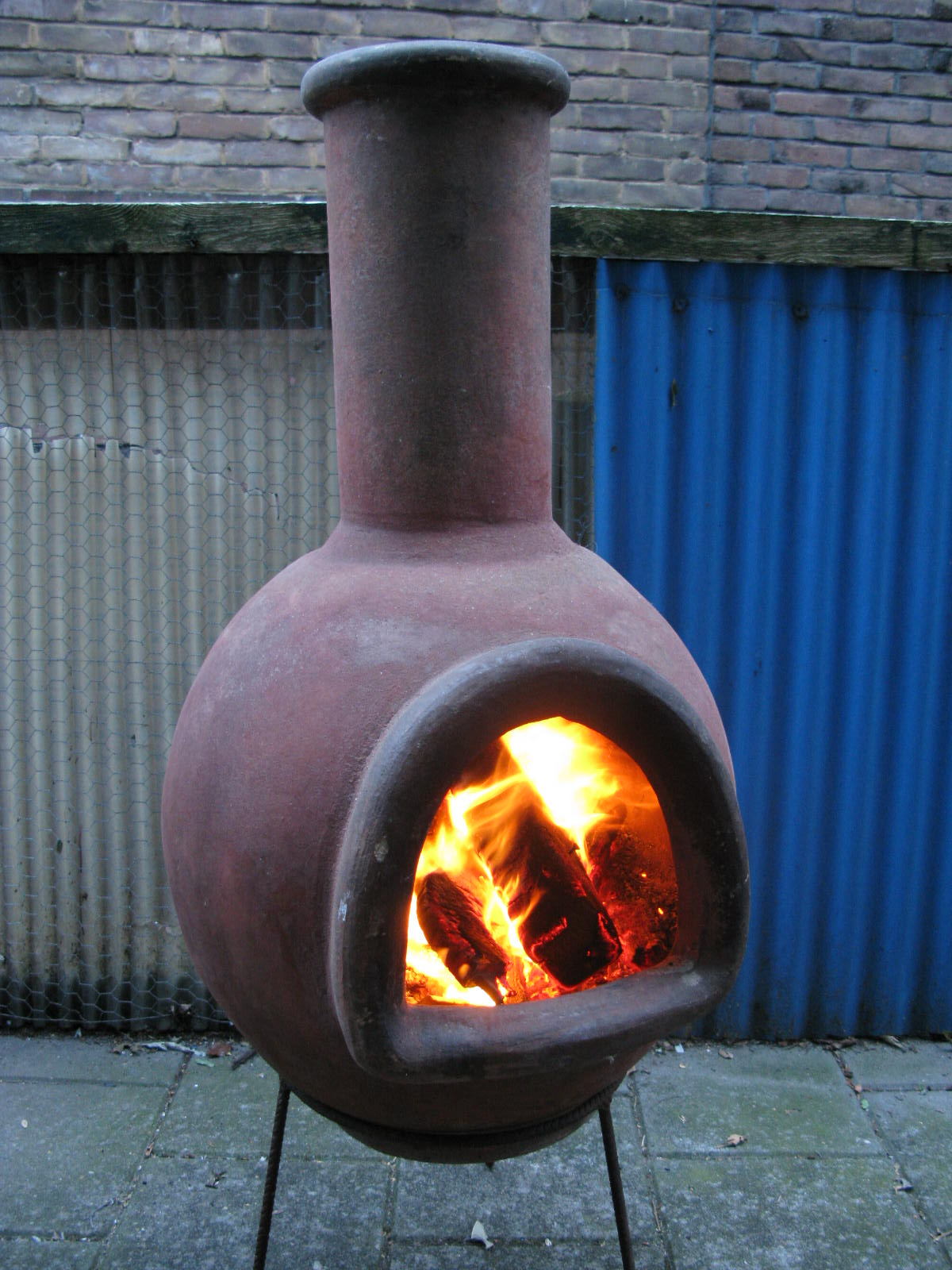 Natural Gas Freestanding Stove