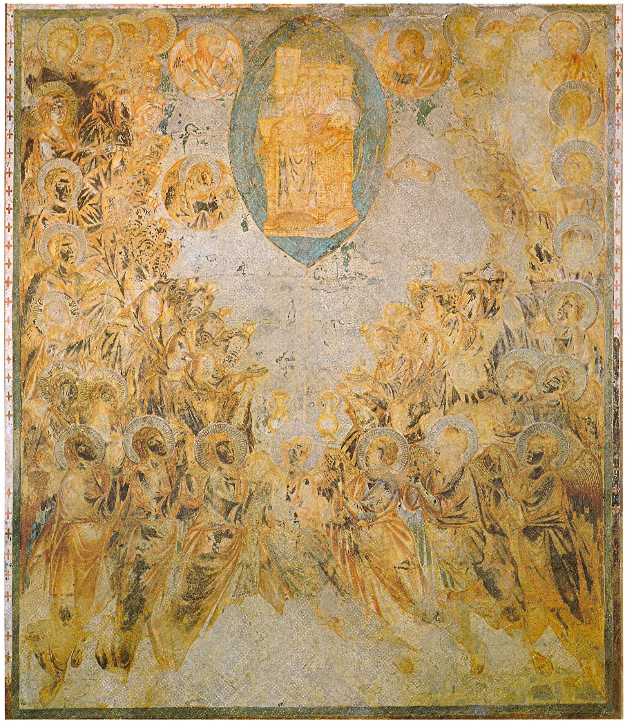 Visione del trono e libro dei sette sigilli