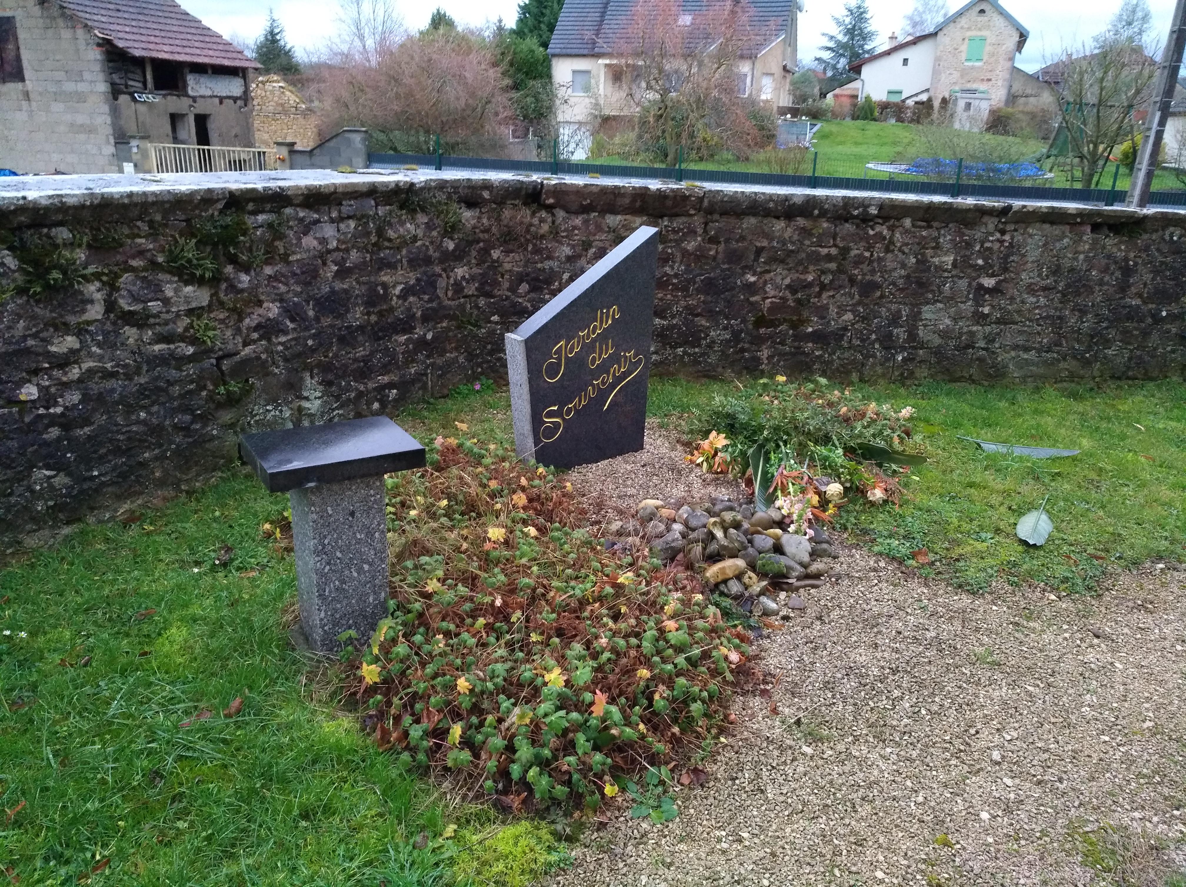 filecimetire de billey jardin du souvenirjpg - Jardin Du Souvenir