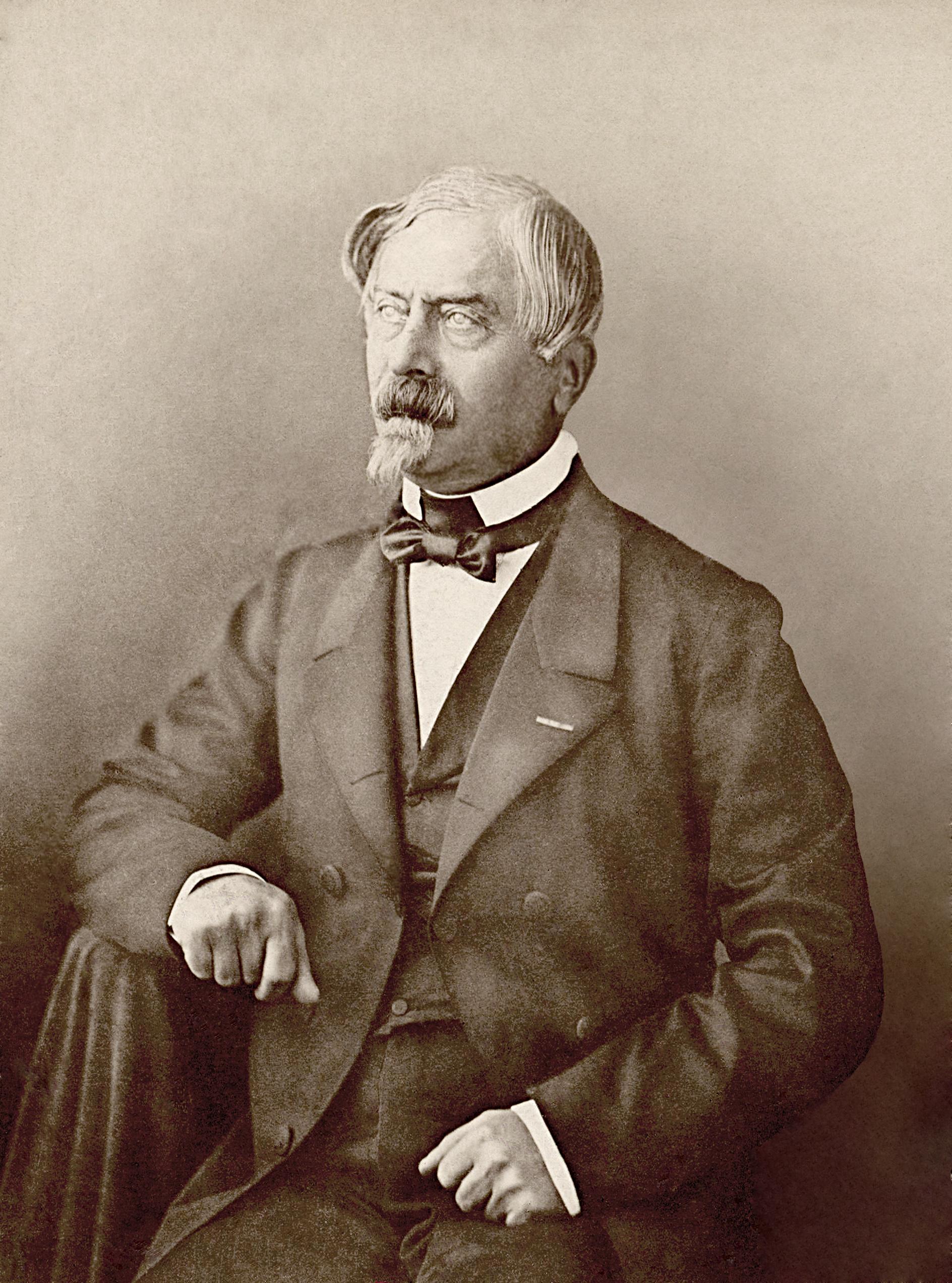 Image of Claude-Félix-Abel Niépce de Saint-Victor from Wikidata