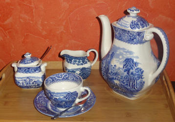 Coffee-Set E-Wedgwood RS 01