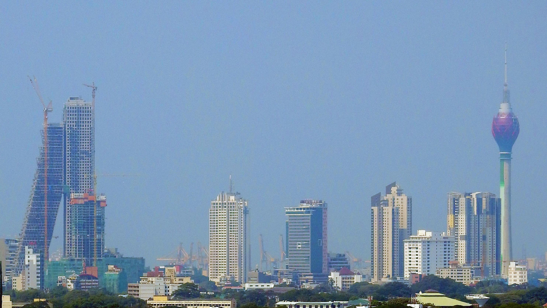 スリランカ アンブル ワワ タワー