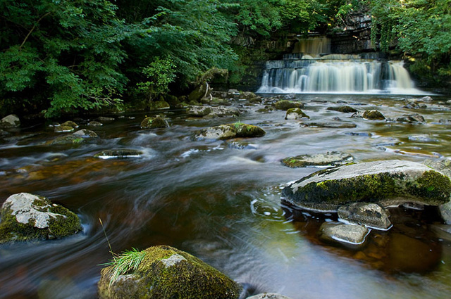 Cotter Force - geograph.org.uk - 613344