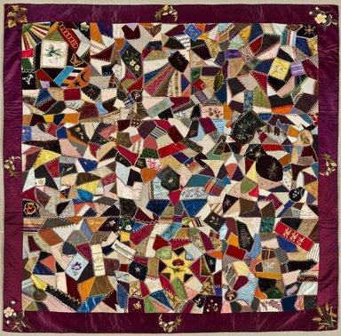Crazy Quilt, 1884