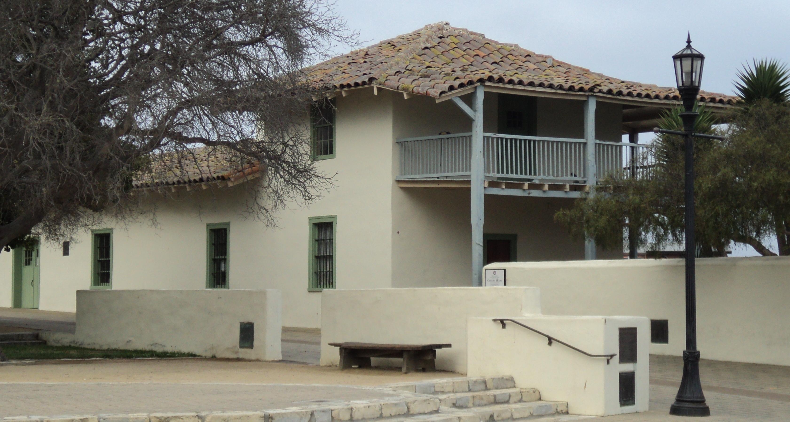 Old Customhouse Monterey California Wikipedia