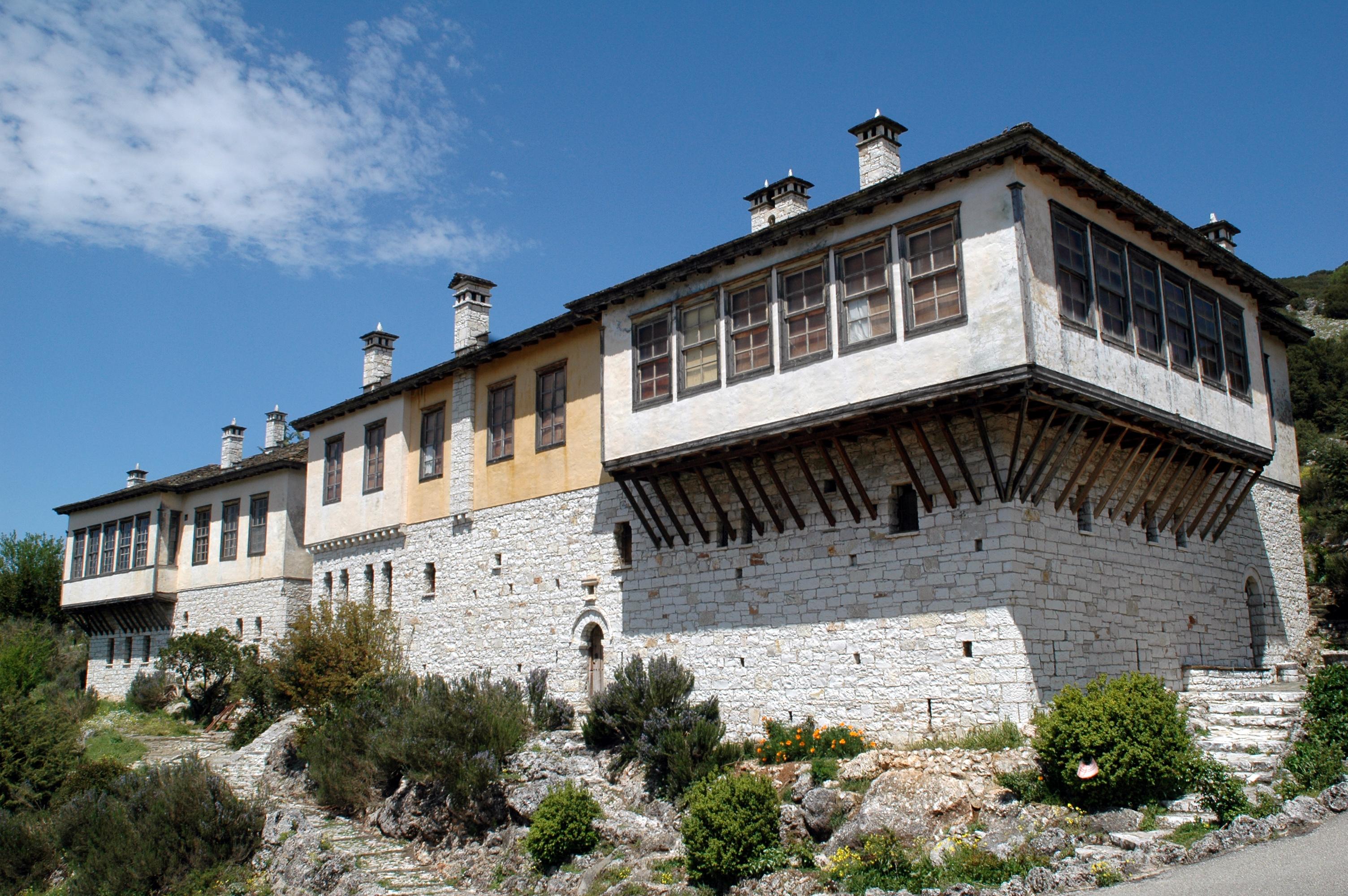 Μουσείο Ελληνικής Ιστορίας Παύλου Βρέλλη - Βικιπαίδεια