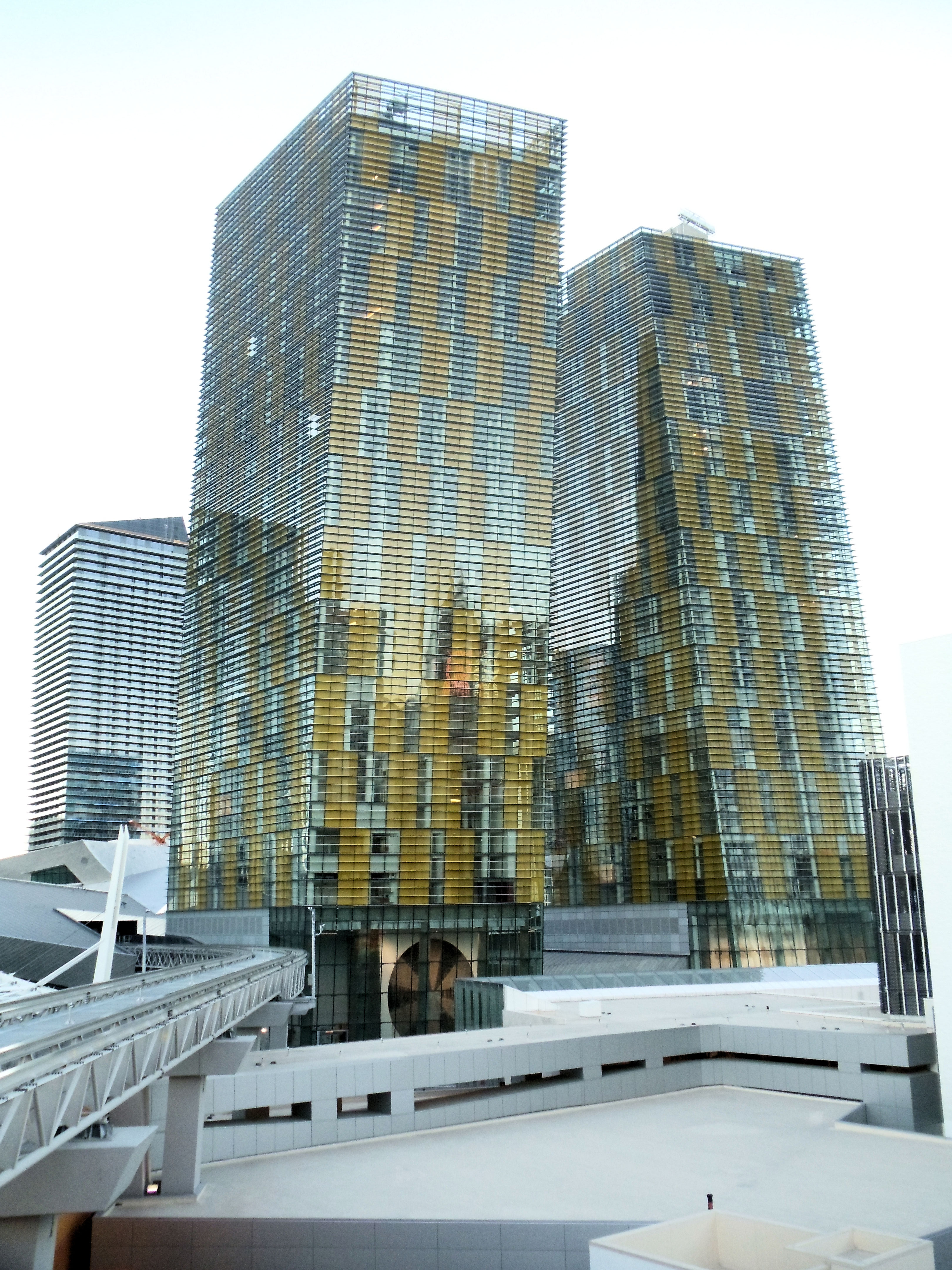File Dsc33381 Veer Towers Residences Las Vegas Nevada