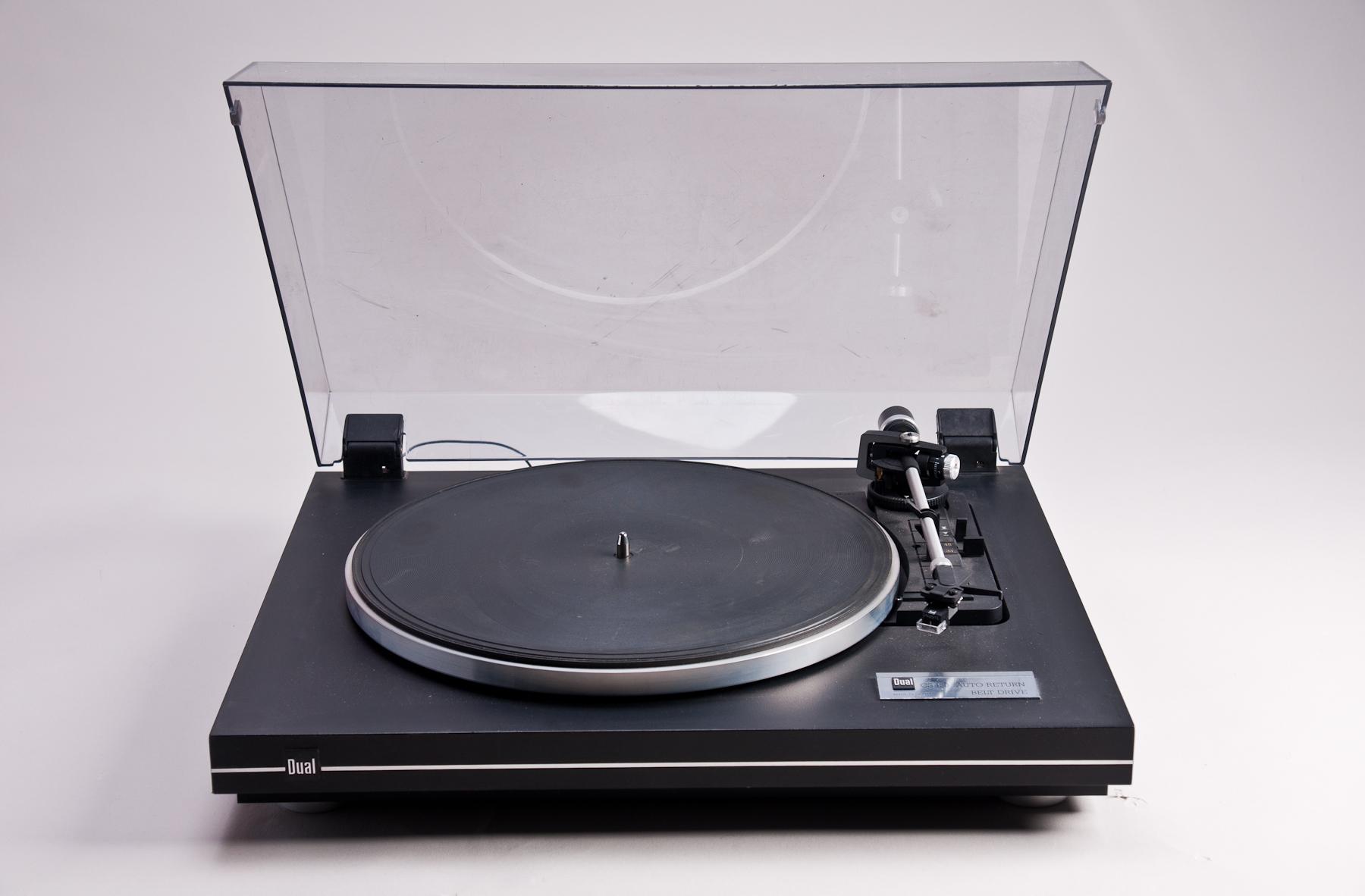 Phono Lab Z Pasji Do Gramofon 243 W Dual Cs 450