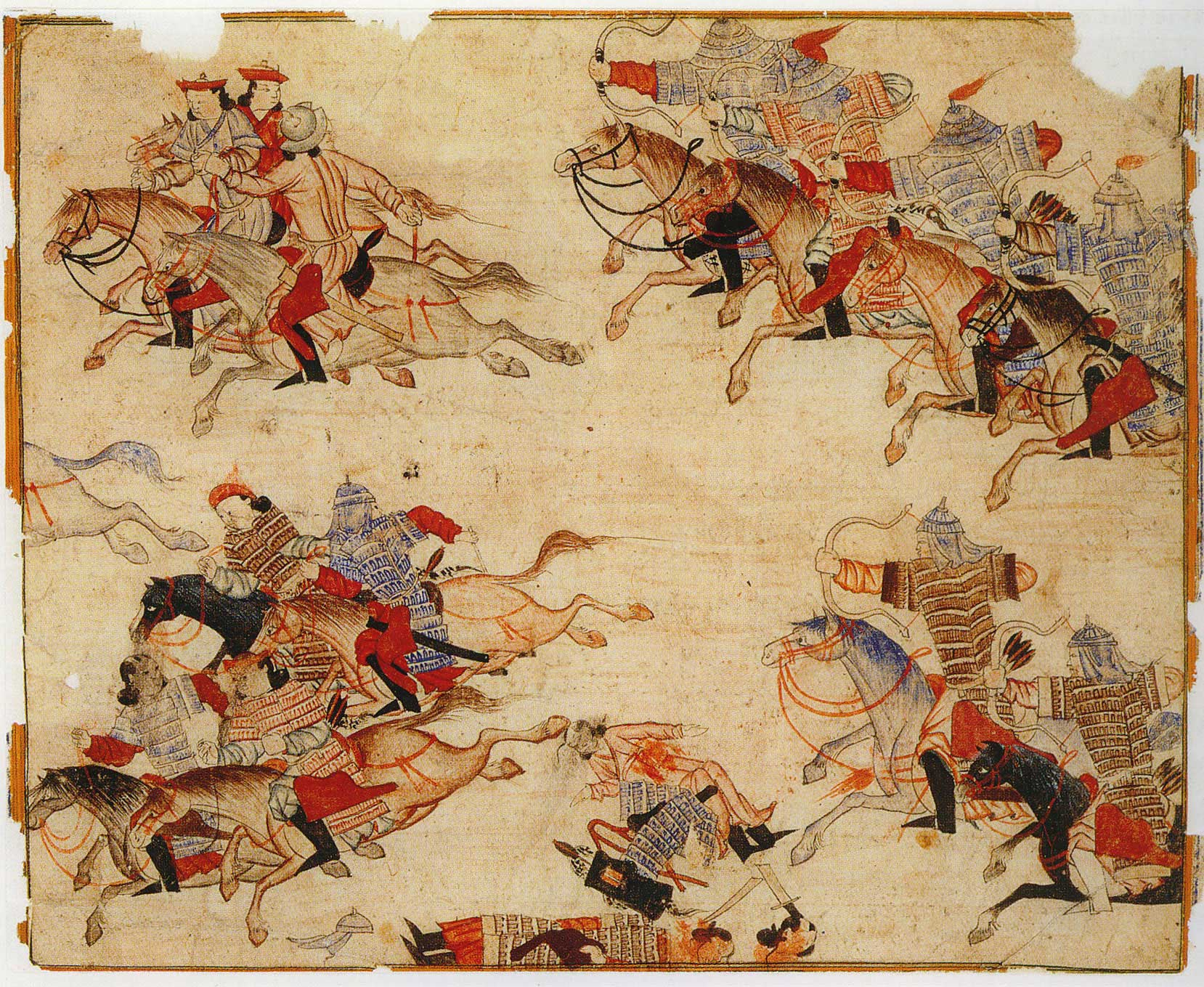 genghis khan: military hero essay 08062014  the art of war under chinggis qahan (genghis khan)  this campaign is regarded by military historians as one of the most dramatic outflanking manoeuvres.