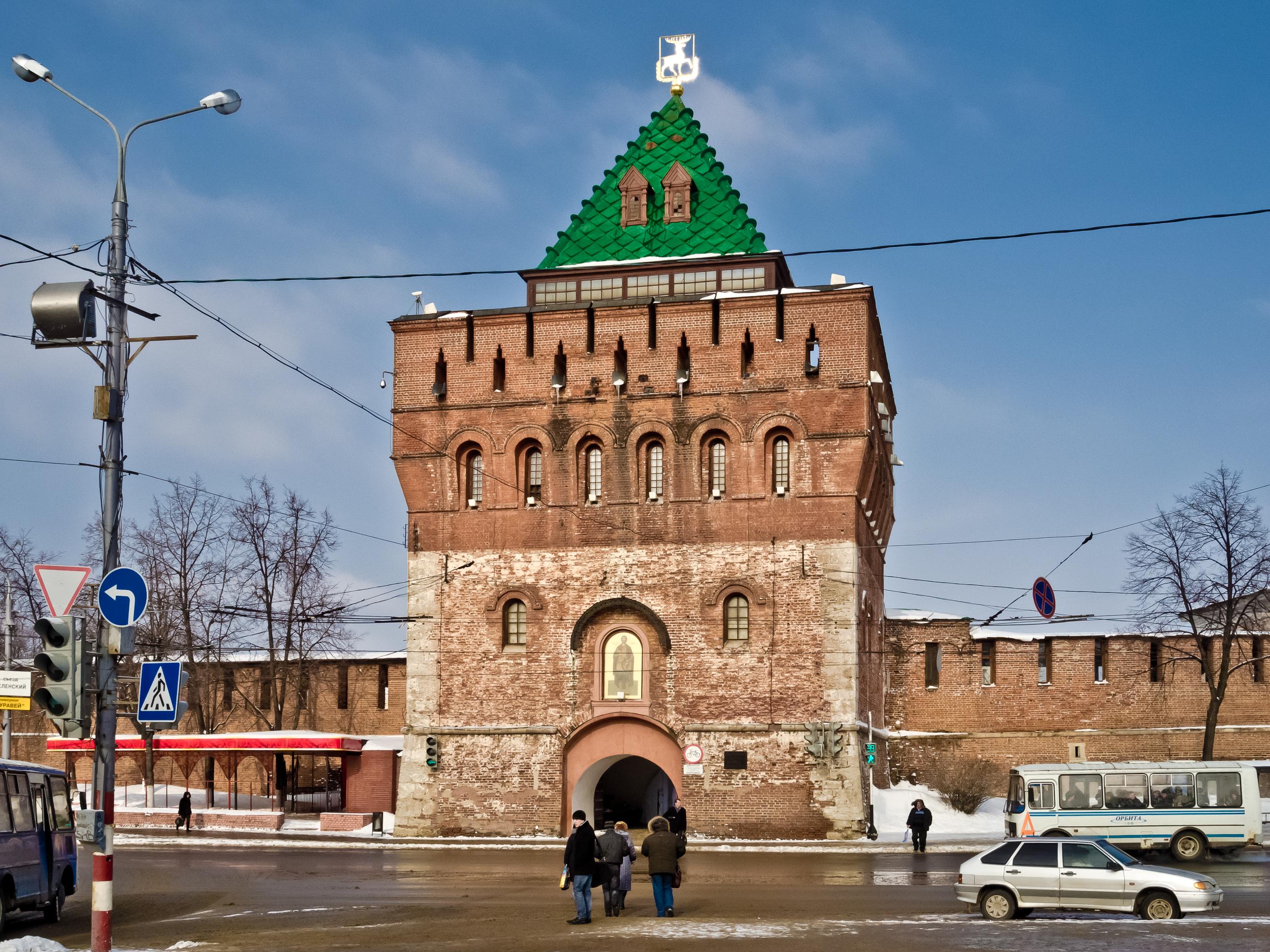 Foundation of Nizhny Novgorod: history, dates 69