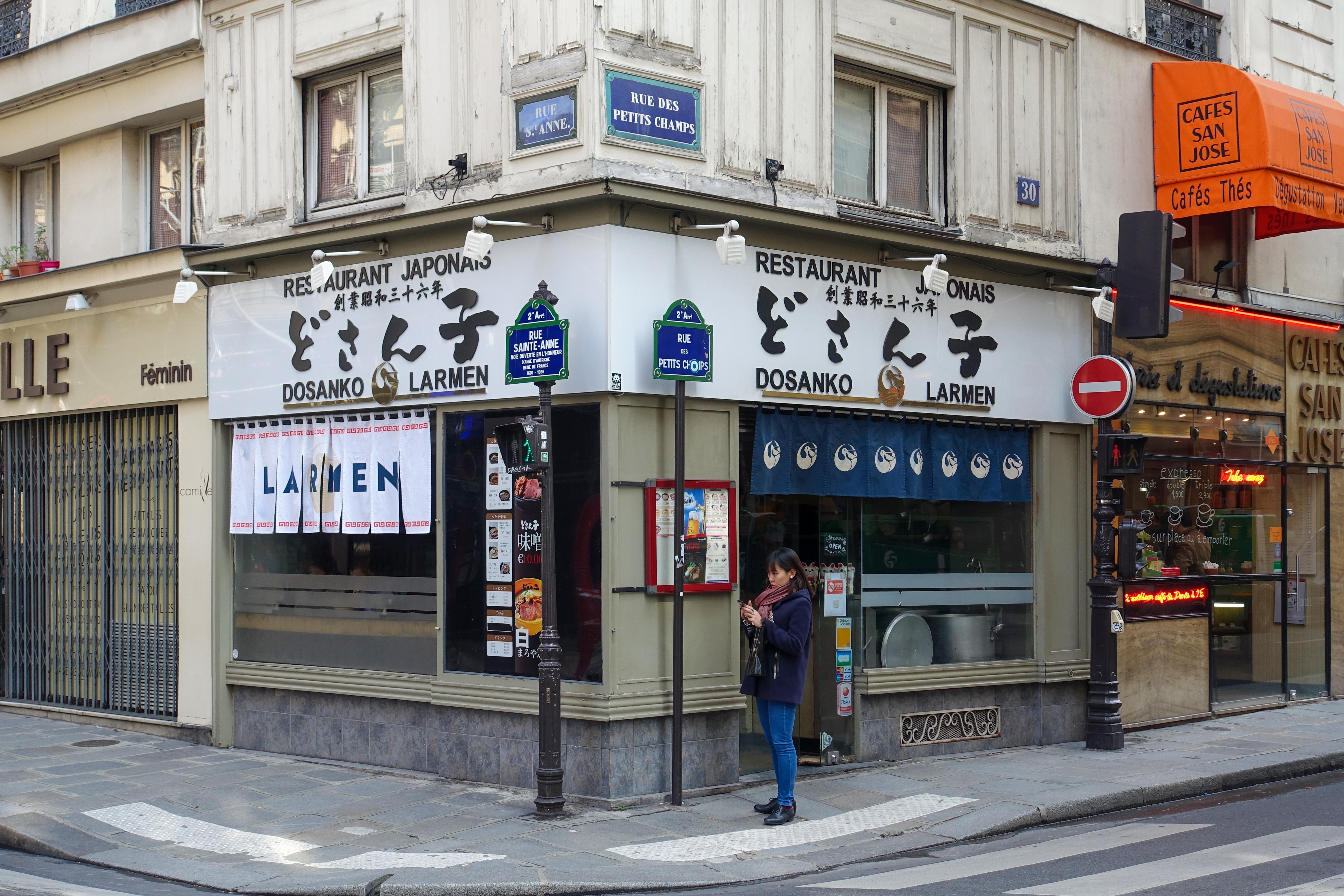 Restaurant Francais Paris