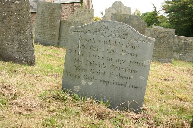 File:Epitaph to William Causey - geograph.org.uk - 878146.jpg