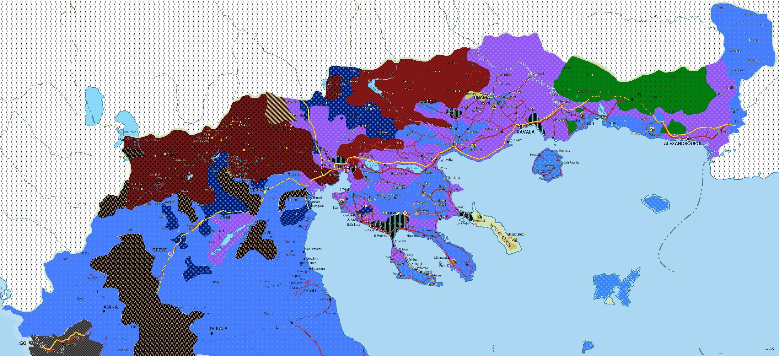 Ethnic groups in Greece