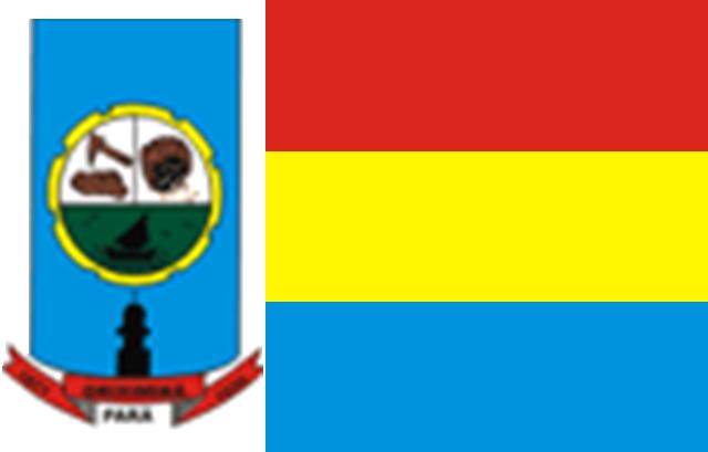 Bandeira de Oriximiná