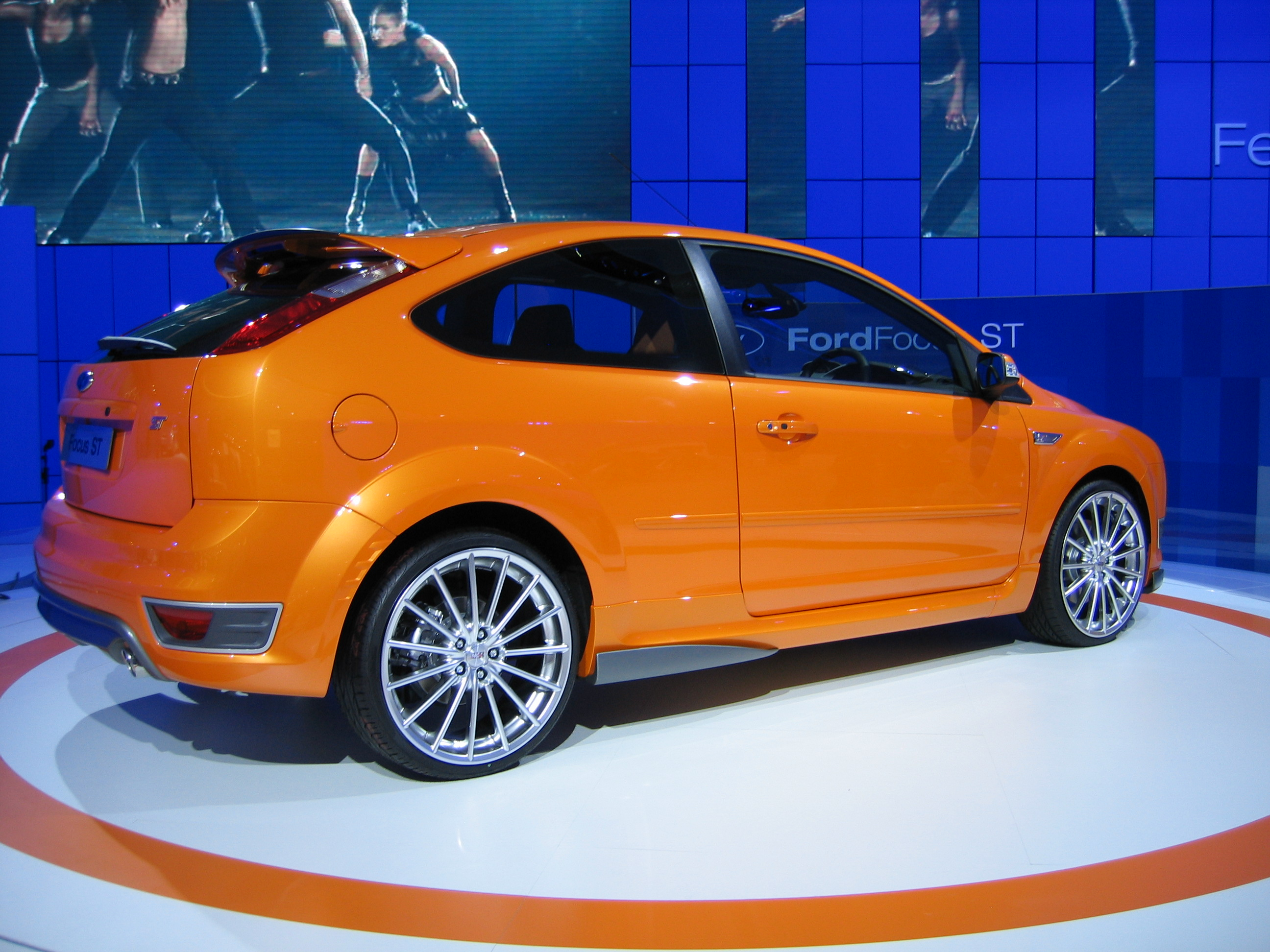 file ford focus st flickr wikimedia commons. Black Bedroom Furniture Sets. Home Design Ideas