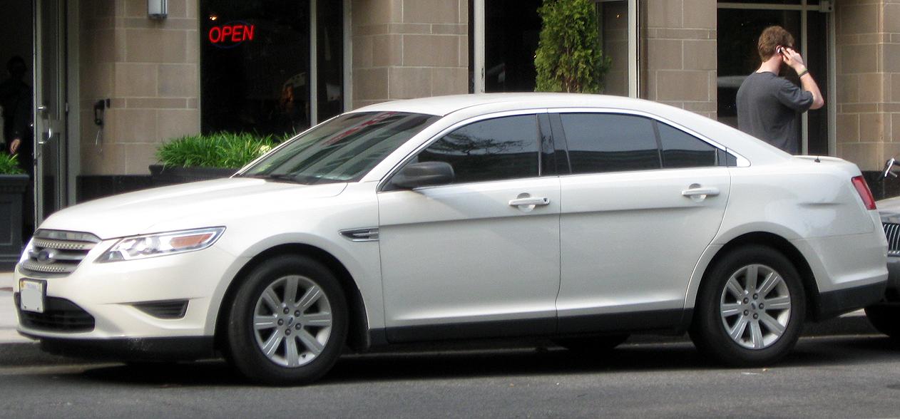 2011 ford taurus sho sedan 3 5l v6 twin turbo awd auto. Black Bedroom Furniture Sets. Home Design Ideas
