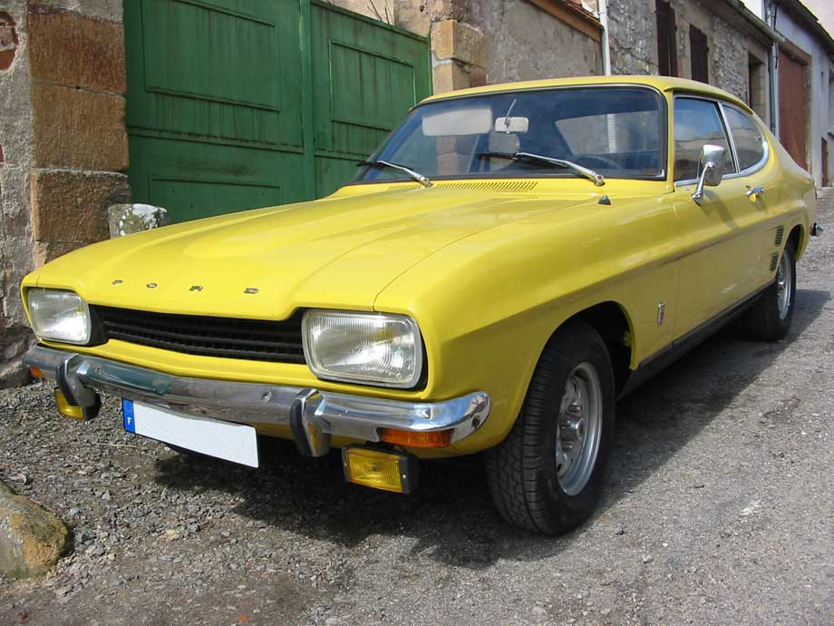 Ford Capri - Wikipedia, the free encyclopedia