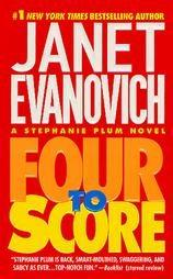<i>Four to Score</i> book by Janet Evanovich