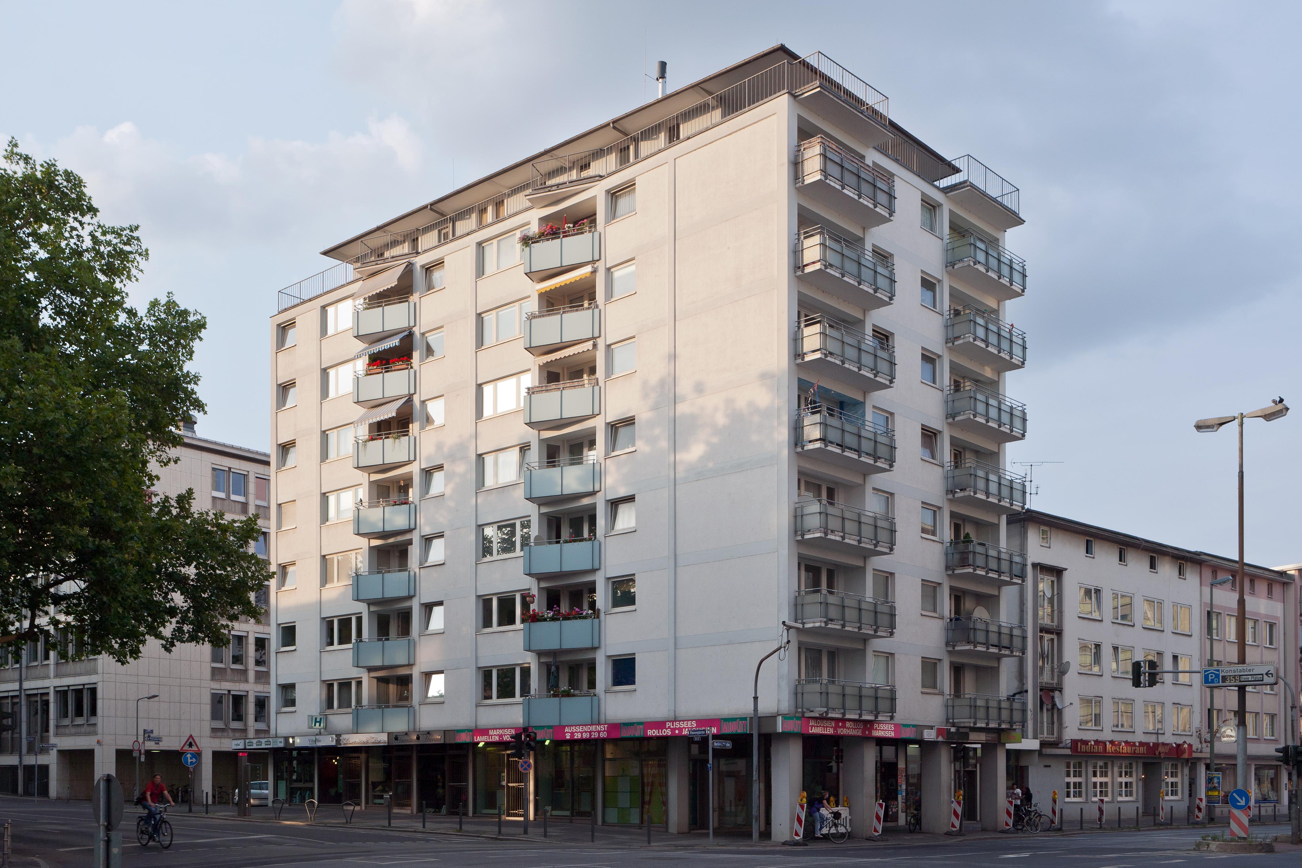 file frankfurt am main berliner strasse 14 hasengasse 2 im. Black Bedroom Furniture Sets. Home Design Ideas