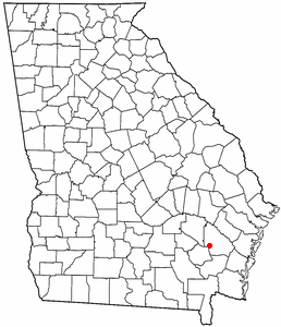 Loko di Screven, Georgia