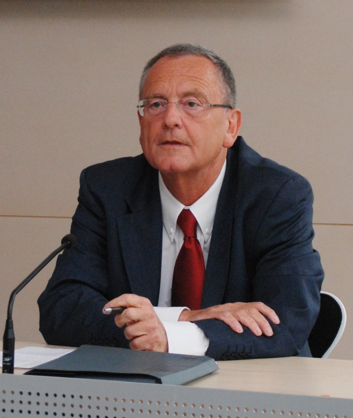 Gerhard Besier in June 2009