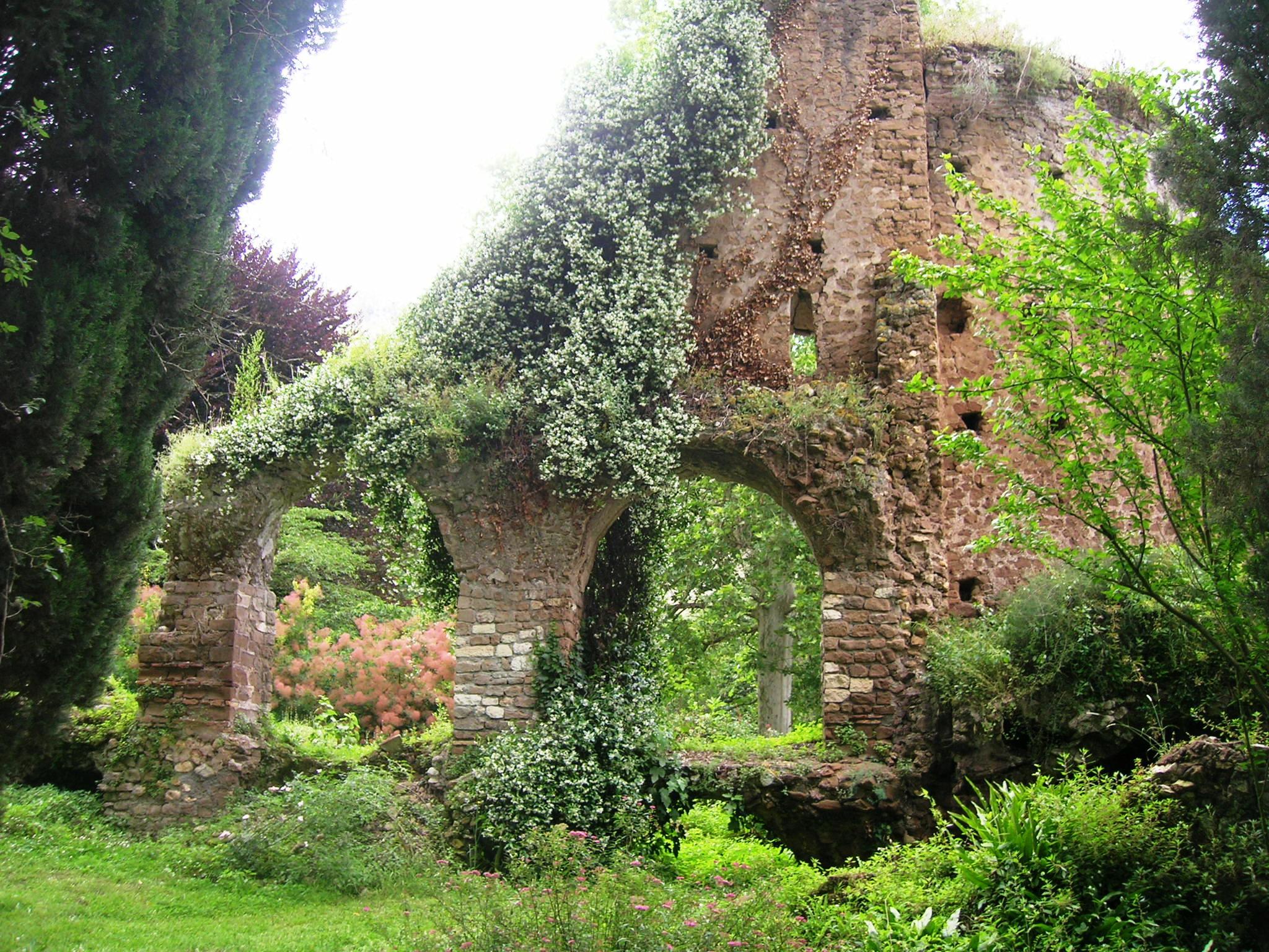 File giardino di ninfa - I giardini di ninfa ...