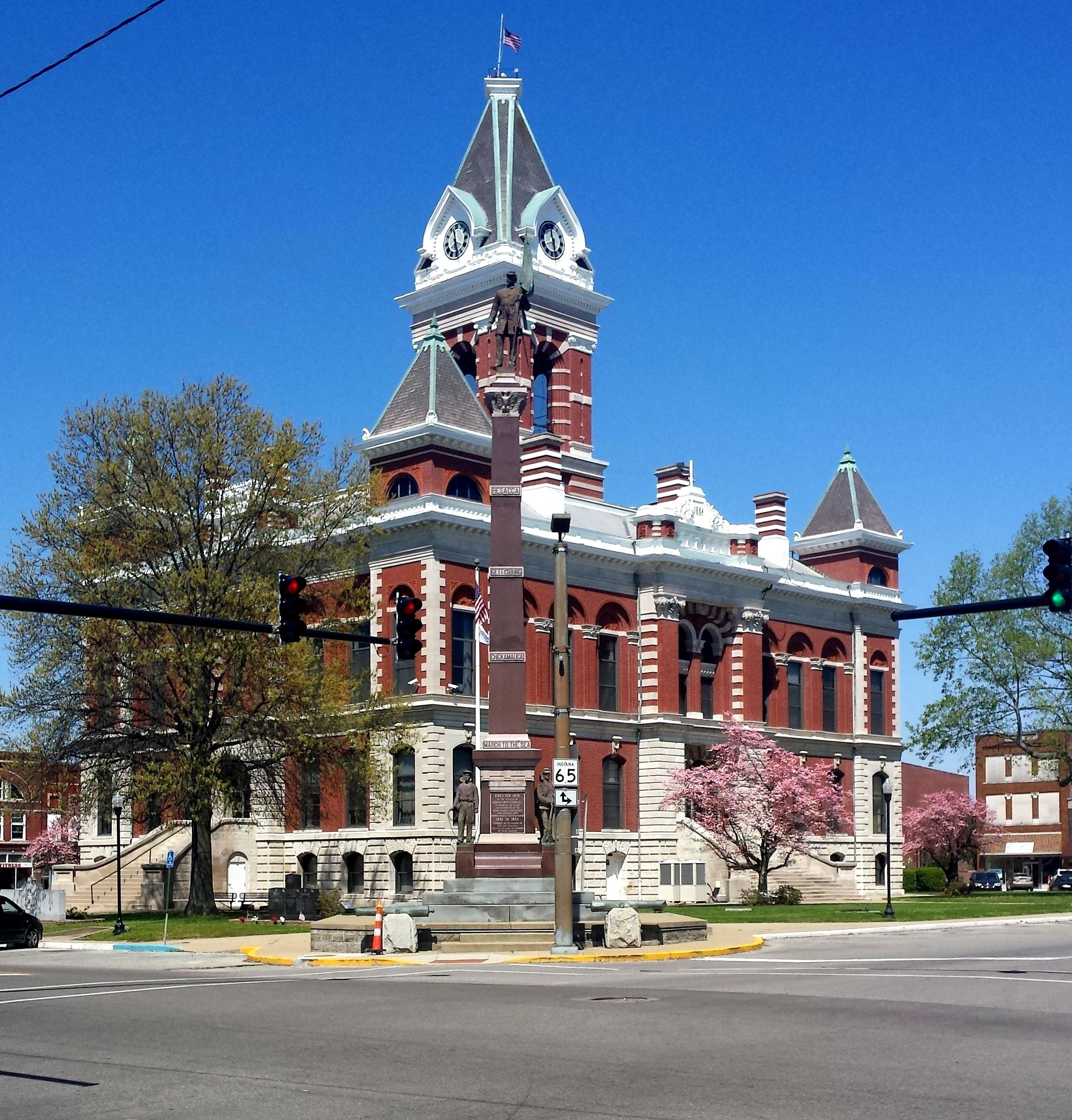 Gibson County, Indiana - Wikipedia