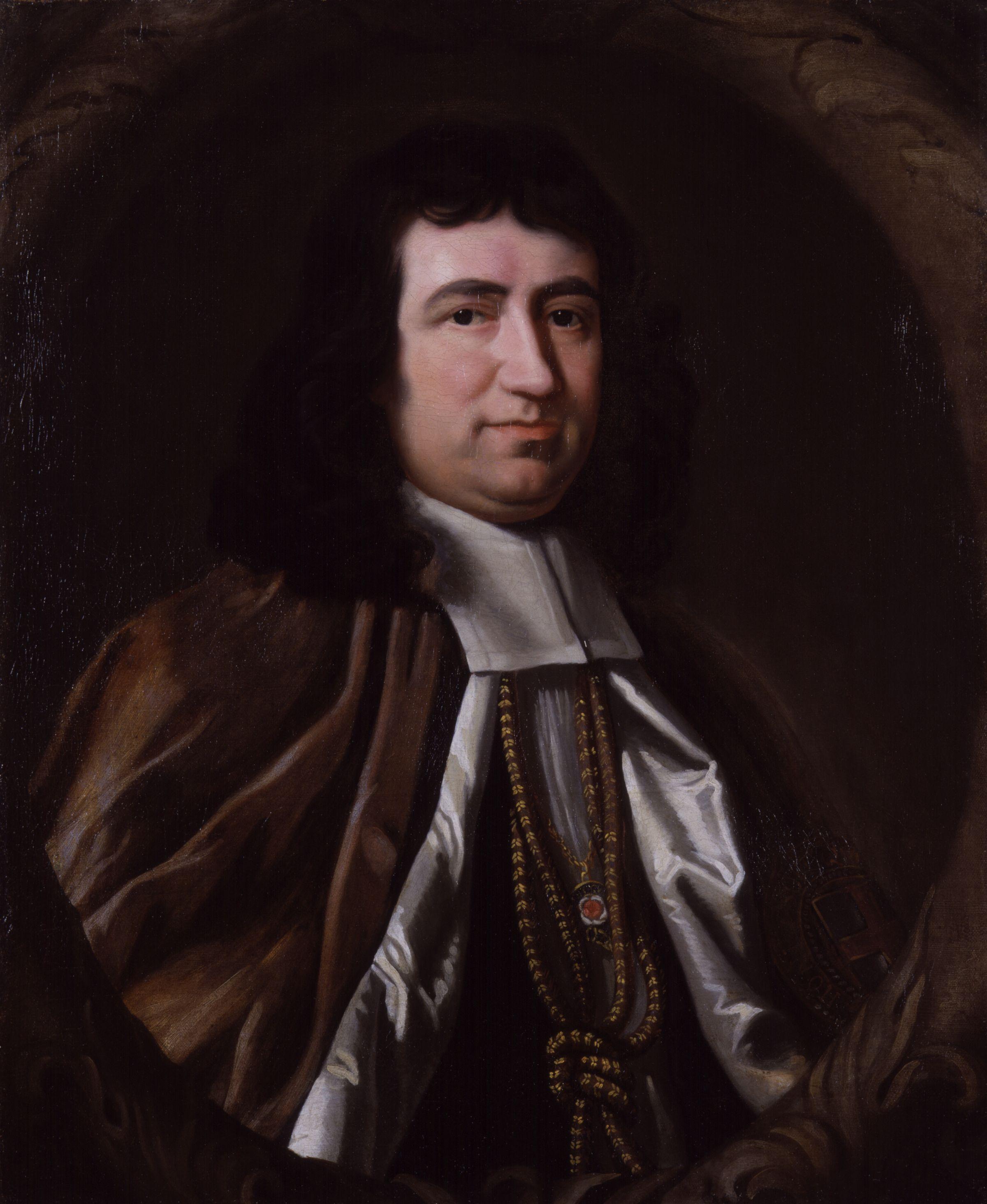 Portrait of Gilbert Burnet after [[John Riley (painter)|John Riley]], circa 1689–1691